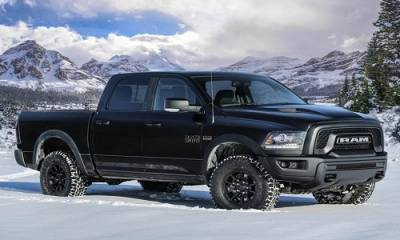 Ram presume a Rebel Black Edition