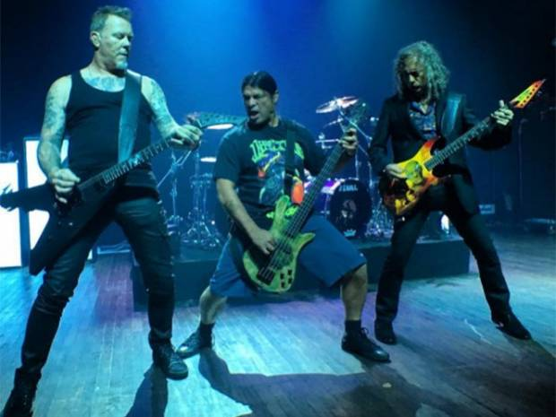 Metallica regresa a México con Harwired… To Self-Destruct