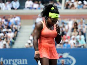 Adiós al Grand Slam, Serena Williams fue eliminada del US Open