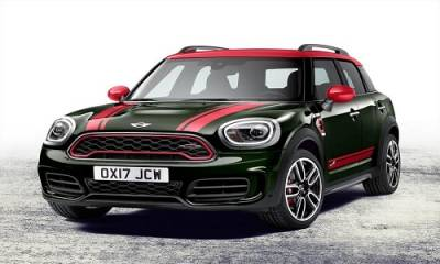 Conoce MINI Countryman 2017 John Cooper Works