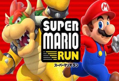 Super Mario Run hace su debut en Android