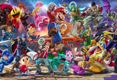 Nintendo presenta Super Smash Bros. Ultimate