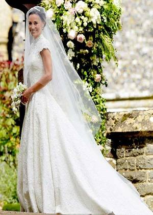 FOTOS: Pippa Middleton se casó con James Matthews