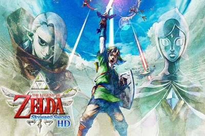 Nintendo anuncia The Legend of Zelda: Skyward Sword HD para Switch