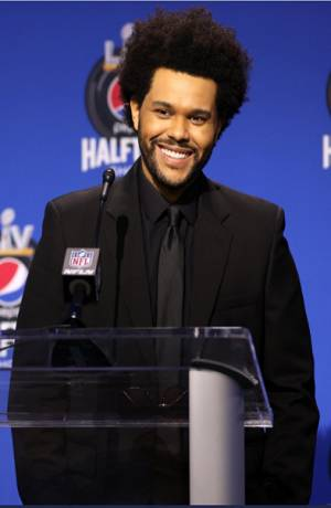 Super Bowl LV: The Weeknd, listo para el Half Time Show