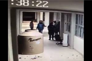 VIDEO: Roban más de 1 mdp en computadoras de la Universidad Intercultural en Huehuetla