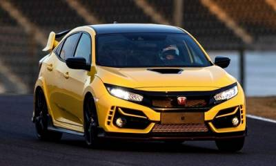 Honda presenta el Civic Type R Limited Edition