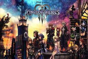 Kingdom Hearts III sigue dominando el mercado japonés