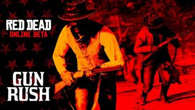 Red Dead Online recibe Gun Rush, un modo Battle Royale