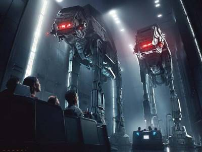 El estreno de Star Wars: Galaxy´s Edge en Disneyland