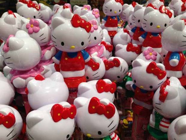 La Expo de Hello Kitty en la CDMX