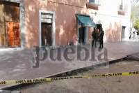 VIDEO: Adulto mayor fallece por infarto en parque del centro de Puebla