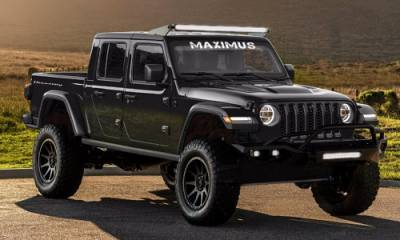 Jeep Gladiator Maximus 1000, su descomunal poder