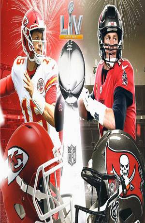 Super Bowl LV: Kansas City y Tampa Bay libran el COVID