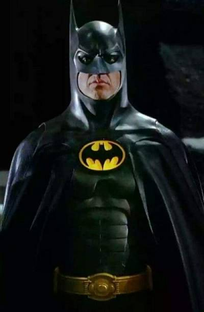 "Michael Keaton regresa como Batman en cinta ""The Flash"""